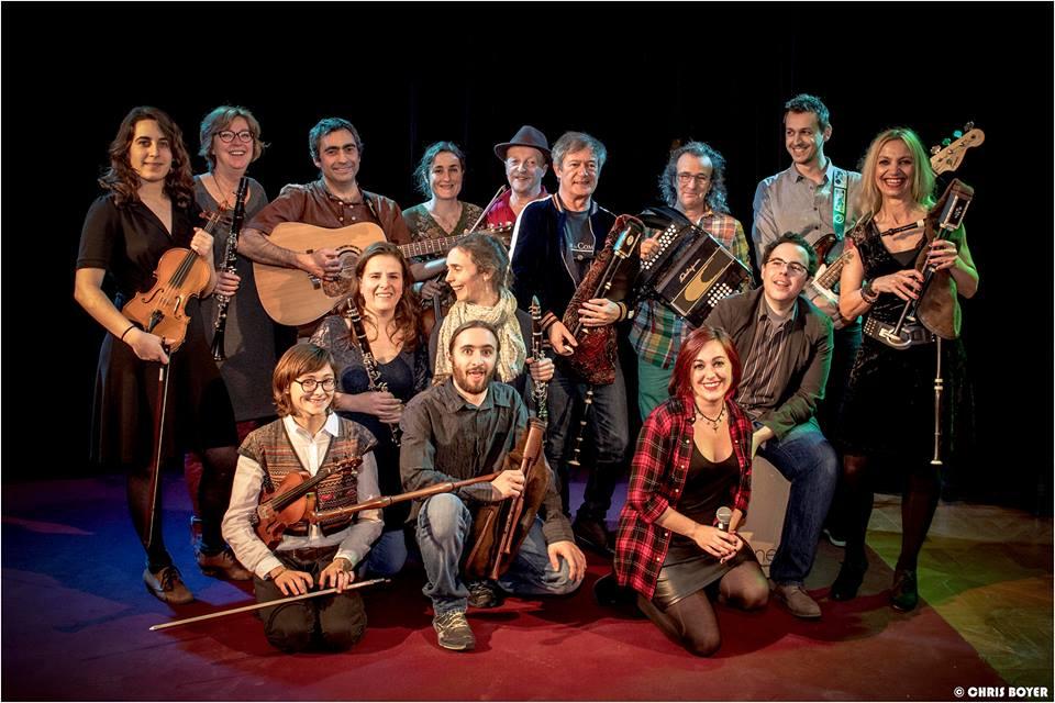 Photo groupe Le Grand Balèti