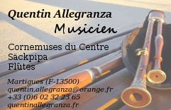 Contact de Quentin Allegranza